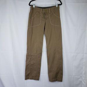 Athleta 6 tall khaki pants